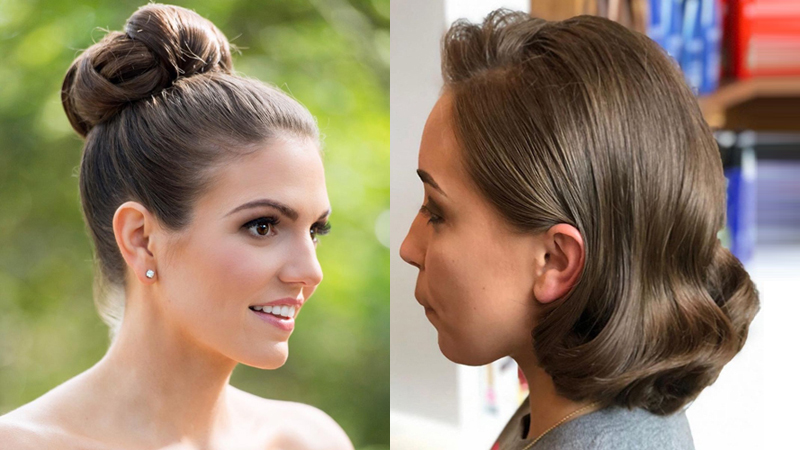 Formal Hairstyles for Women