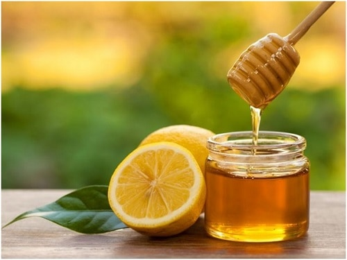 honey and lemon for asthma