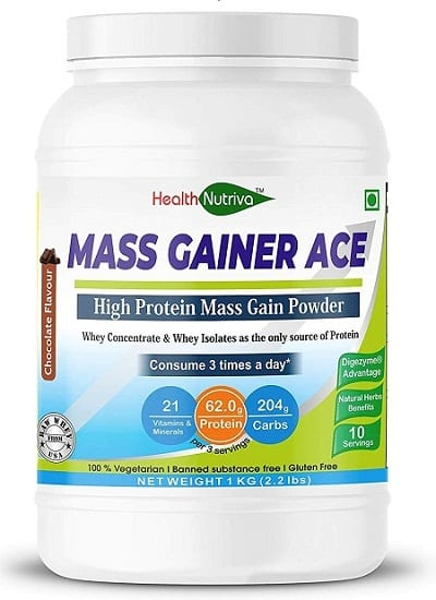 Mass Gainer Ace Product