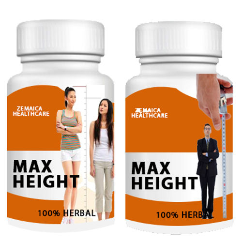 Max Height by Zemaica Healthcare