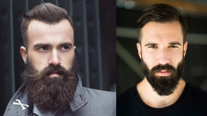 Beard and Mustache Styles