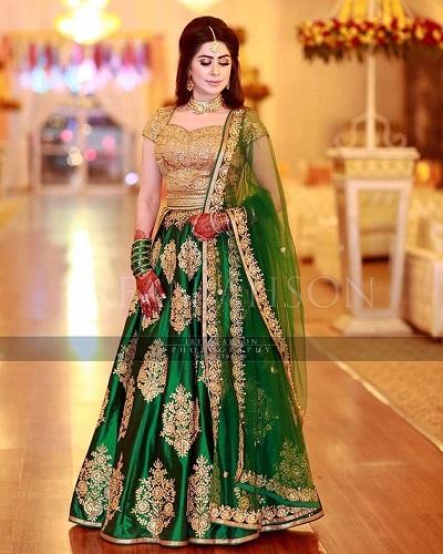 Pakistani Lehenga Choli These Precious Designs That Are Trending Now