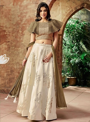Different Types of Lehenga Choli Designs That Are Trending Right Now