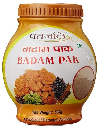 Patanjali Badam Pak to increase weight