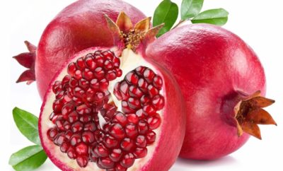 benefits of pomegranate for weight loss