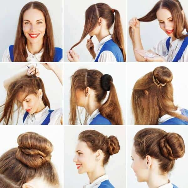 Professional Hairstyle for Women