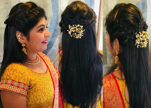 Traditional Braided Open Style