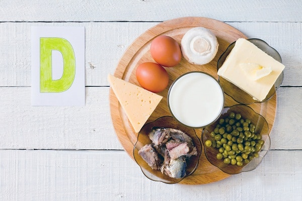 Vitamin D Foods to Grow Taller