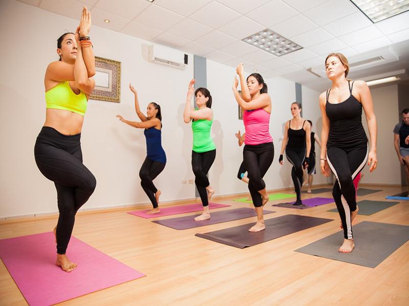 Yoga Classes in Hyderabad