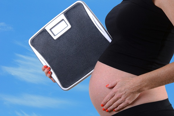 Pregnancy for gain weight