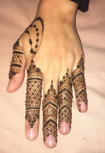 20 Most Adorable Finger Mehndi Designs 2020 Styles At Life