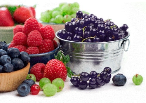 berries for weight loss