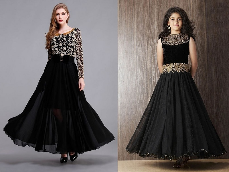 Black Frocks These 15 Stunning Designs For You To Look Gorgeous