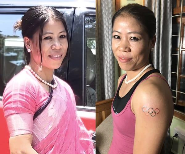 Indian Sportswomen 1