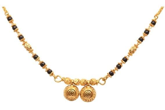 Short Style Indian Mangalsutra