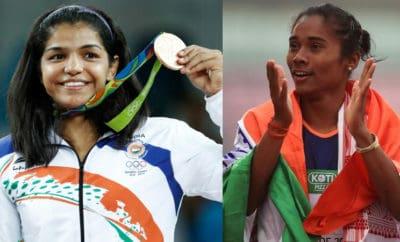 Sportswomen in Indian