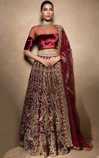35 Best Collection Of Lehenga Blouse Designs In Fashion World,Sofa Home Furniture Design Photos