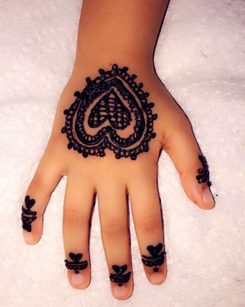 25 Stylish Mehndi Designs For Your Kids Little Princesses,Full Tribal Sleeve Tattoo Designs