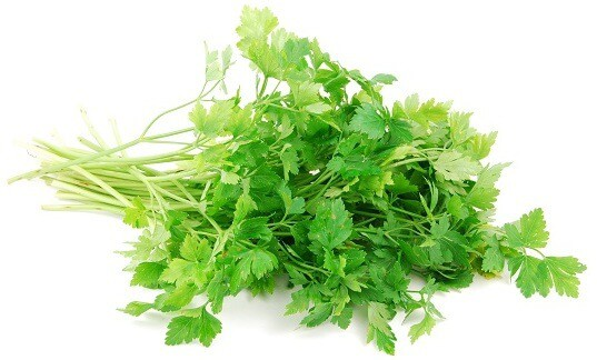 home remedies for bad breath parsley