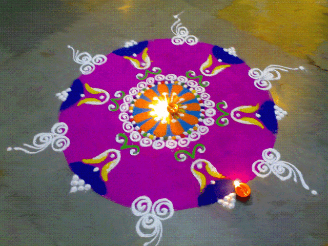Rangoli Designs for Occasions