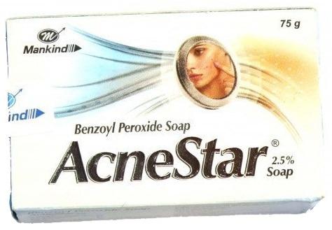 Acne Star Soap