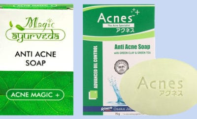 Best Soaps For Pimples (Acne)