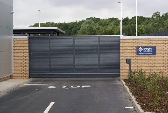 Commercial Automatic Gate