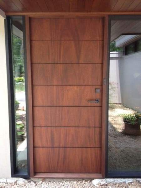 Contemporary Door Design