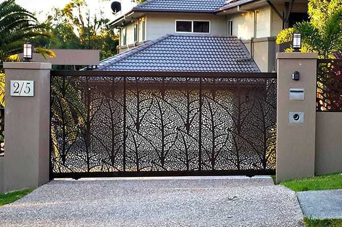 10 Best Entrance Gate Designs With Pictures In India