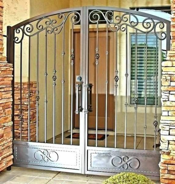 Double Security Gate