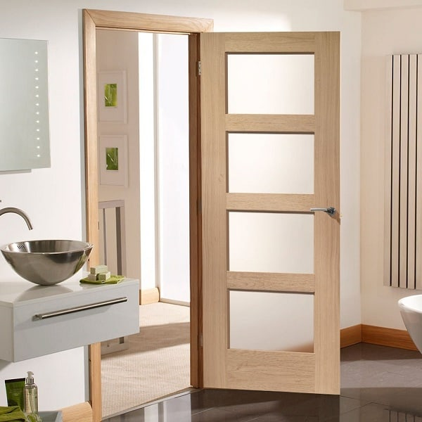 Fire Doors With Glass