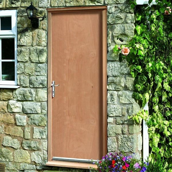 Fire Rated Entry Doors