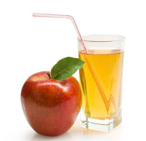 home remedies for dengue fever: apple juice