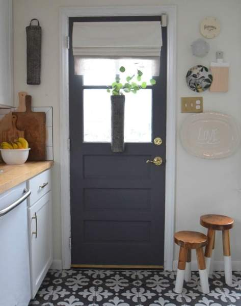 Kitchen Back Door Designs