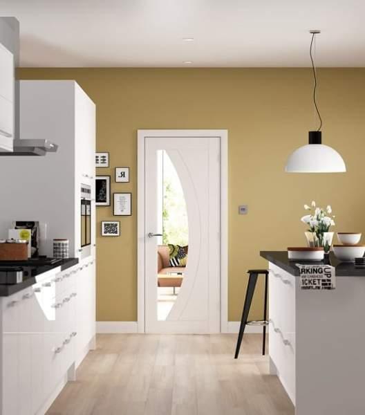Kitchen Fire Door Designs