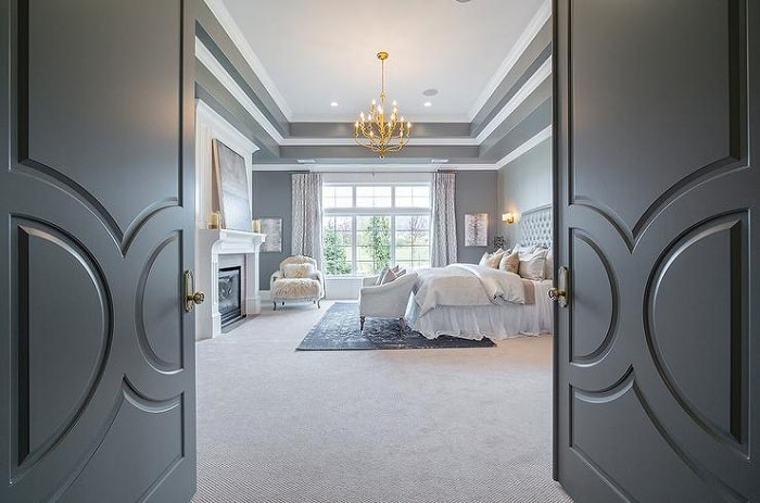 12 Latest Bedroom Door Designs With Pictures In 2020