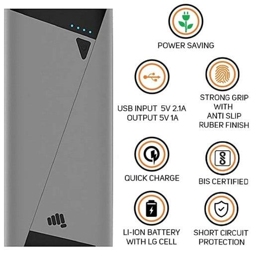 Micromax 10400mAh Power Bank