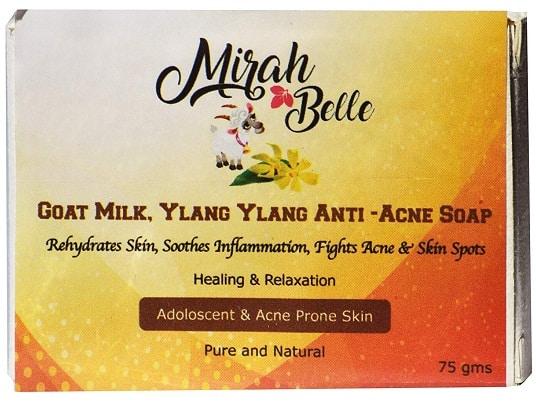 Mirah Belle Anti Acne Soap