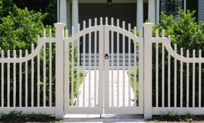 Modern Fence Gate Designs With Pictures