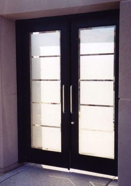Office Door Frames