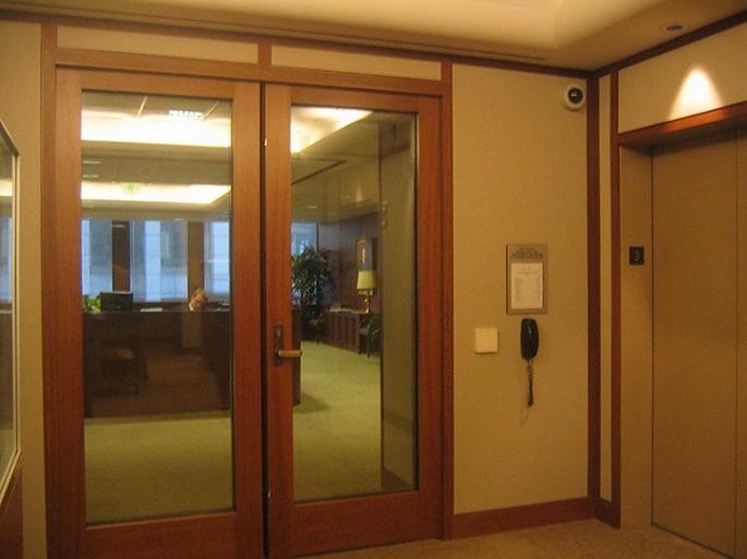 Office Fire Door Designs