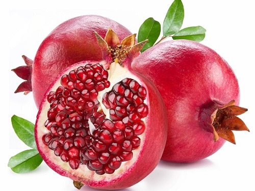 pomegranate for weight loss