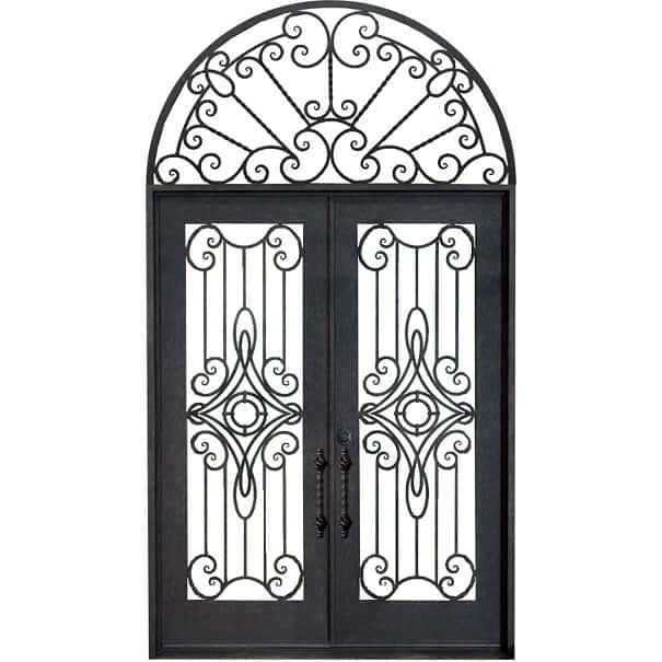 Readymade Iron Doors