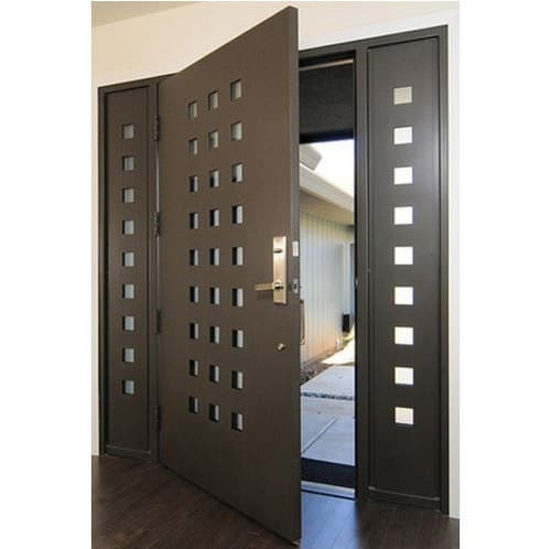 Residential Steel Doors