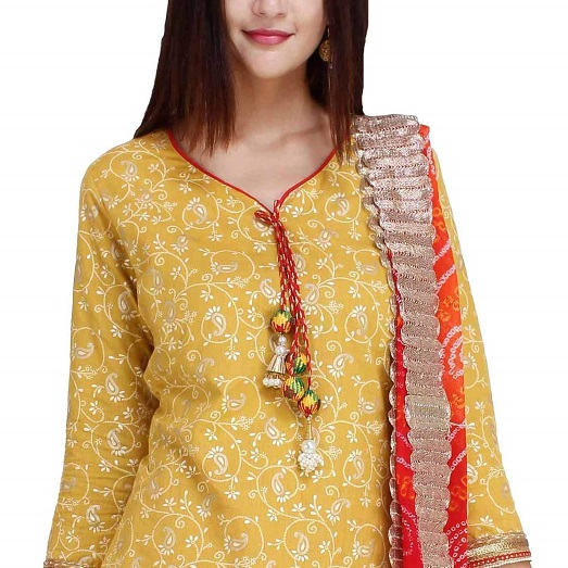 30 Different Types Of Salwar Neck Designs To Look Stylish
