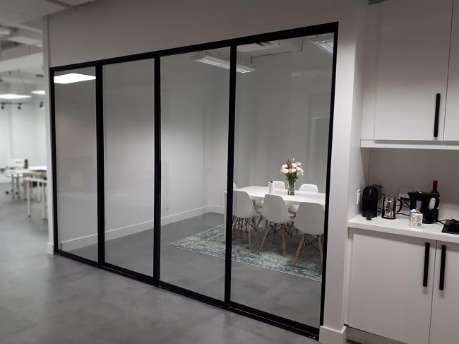 Sliding Office Door Designs