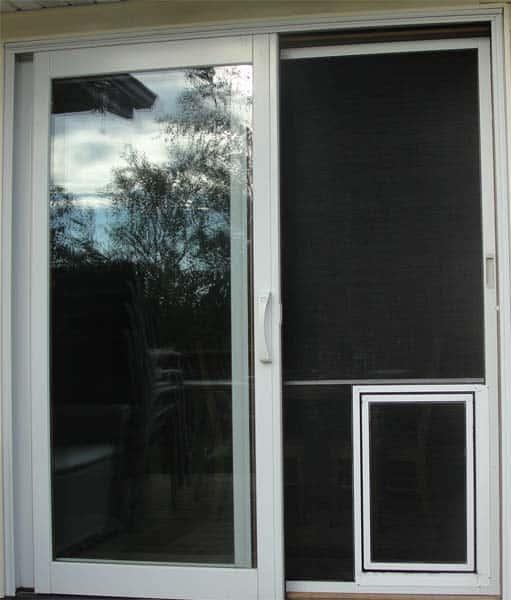 Sliding Screen Door Design