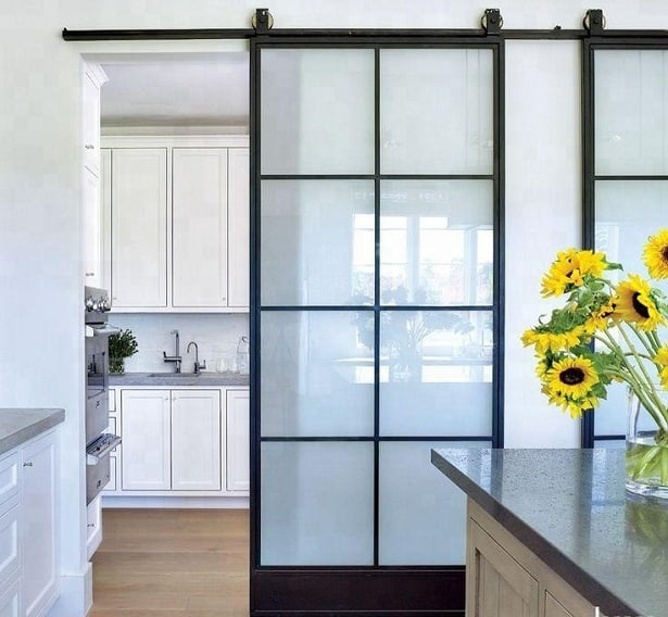Steel Glass Doors