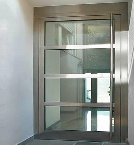 Steel Office Door Designs