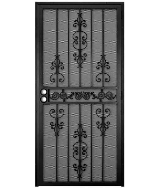 Steel Screen Door